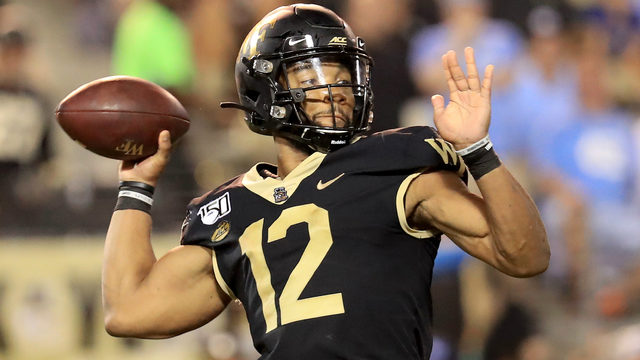 Wake Forest football vs. Louisville: Time, TV schedule, game preview, score