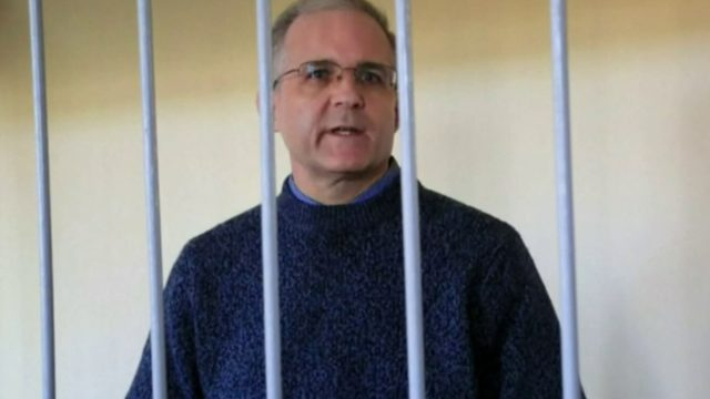 'I was set up:' Paul Whelan yells in Russian courtroom during hearing on…