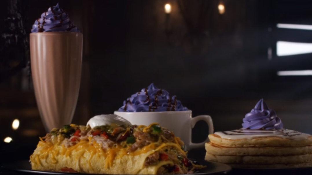 IHOP debuts spooky Addams Family-inspired menu