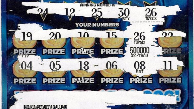 Michigan Lottery: Monroe County man wins $500K on scratch off ticket