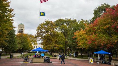 University of Michigan swim tri-meet canceled due to pool safety concerns