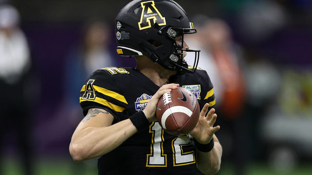 Appalachian State football vs. Louisiana: Time, TV schedule, game preview, score