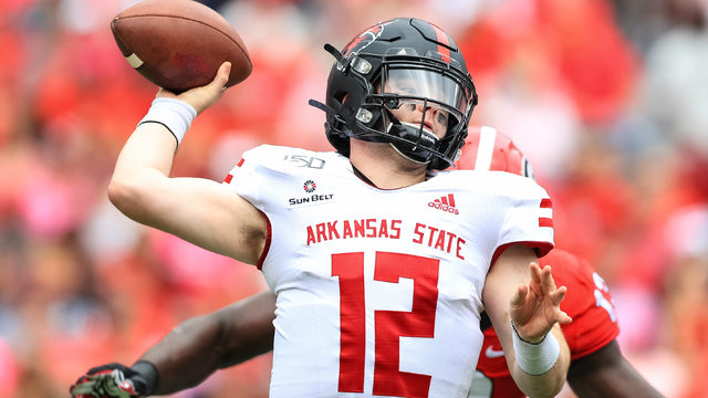 Arkansas State football vs. Southern Illinois: Time, TV schedule, game…