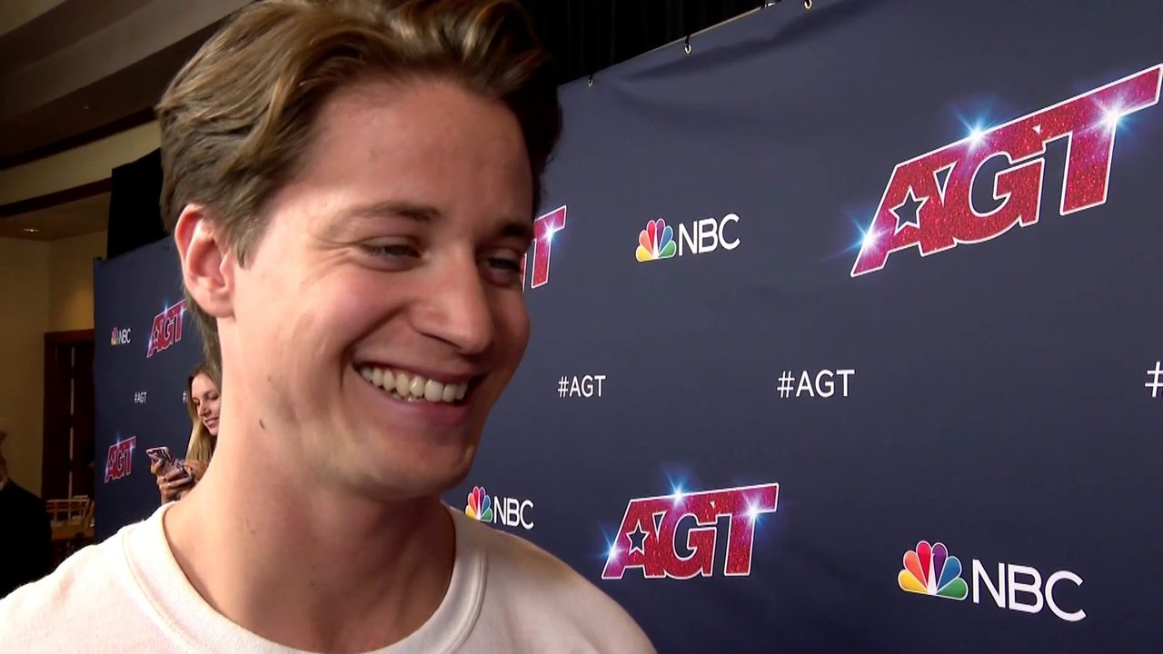 WATCH: Catching up with Kygo moments after performance with Detroit Youth Choir on 'AGT'