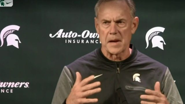 Mark Dantonio: We will regroup, I can promise you that