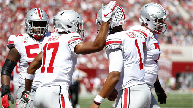 Ohio State football vs. Northwestern: Time, TV schedule, game preview, score