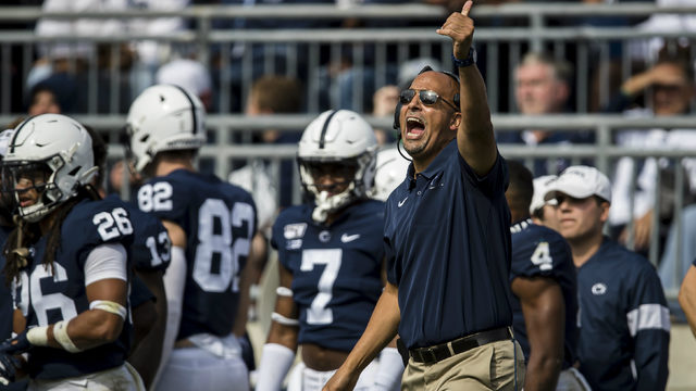 Penn State football vs. Maryland: Time, TV schedule, game preview, score
