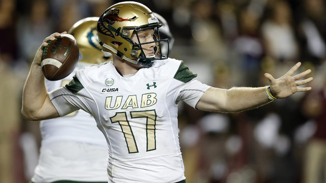 UAB football vs. UTSA: Time, TV schedule, game preview, score