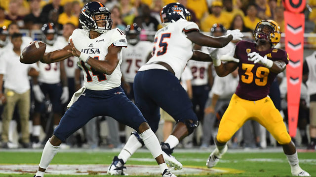 UTSA football vs. UTEP: Time, TV schedule, game preview, score