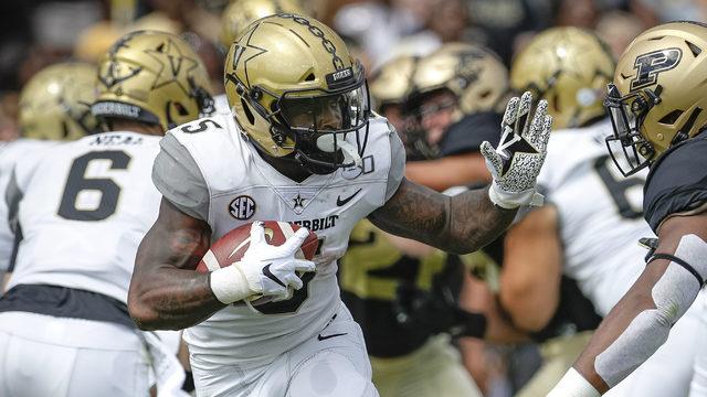 Vanderbilt football vs. UNLV: Time, TV schedule, game preview, score