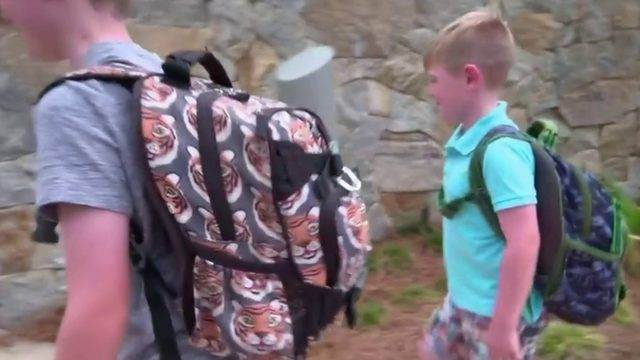 Why children are dealing with back pain