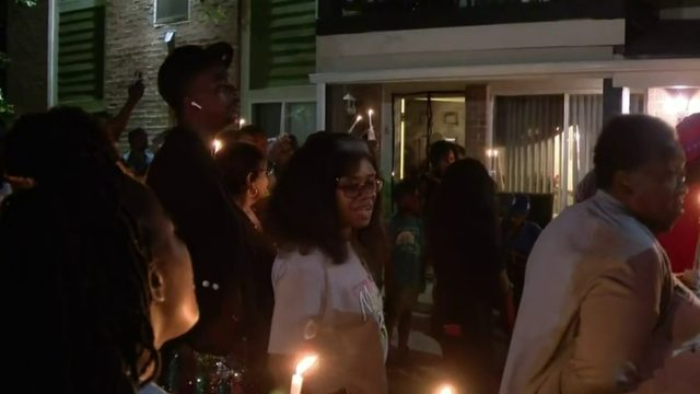 Family and friends gather to remember Ann Arbor man killed in Ypsilanti shooting