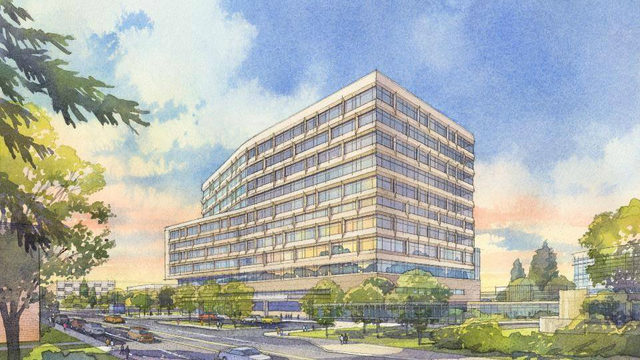 New 12-story, $920 million hospital to be built on University of…