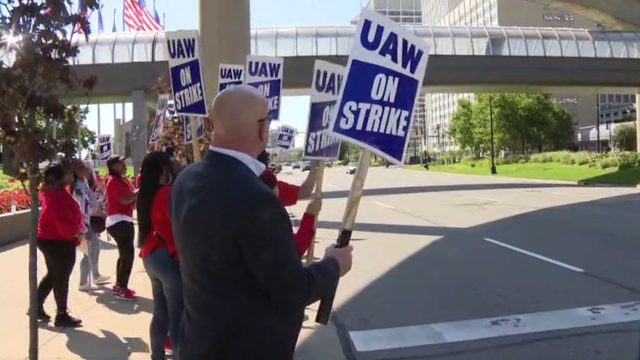 UAW-GM strike day 4; where things stand
