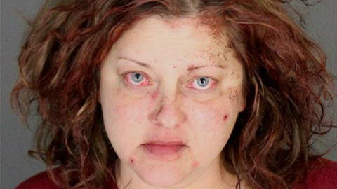 Woman charged in Rochester Hills face-biting attack held on $75K bond