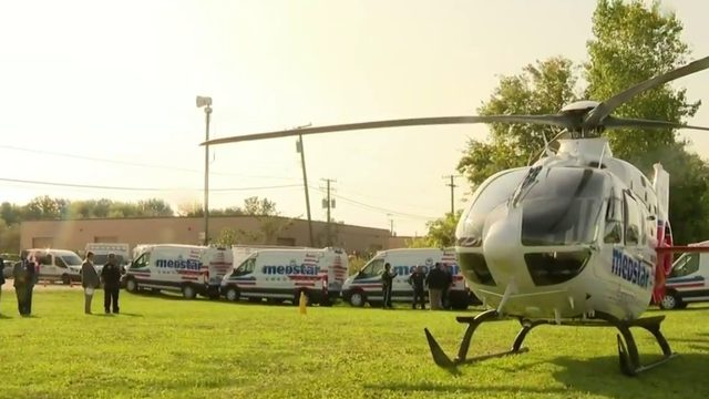 New helicopter, ambulances rolled out in massive Medstar expansion