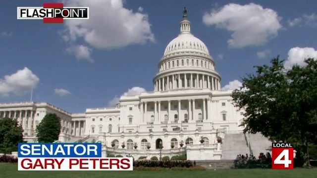 Flashpoint 9/22/19: U.S. Senator Gary Peters discusses showdown on Capitol Hill