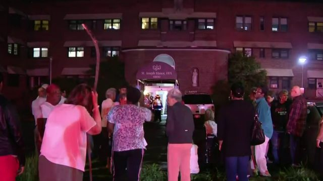 1 killed, 3 injured in nursing home fire on Detroit's east side
