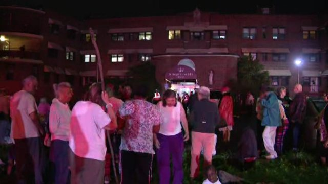 One dead, three injured in nursing home fire on Detroit's east side