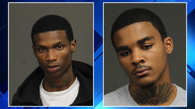 2 arrested in sweatpants theft, security guard assault at Eastpointe Foot Locker