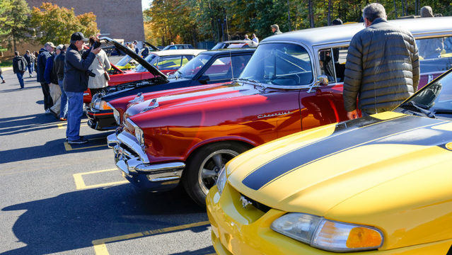 North America's largest outdoor auto show speeds into Midland this weekend