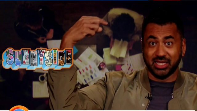 Kal Penn talks about 'Sunnyside' on Live in the D