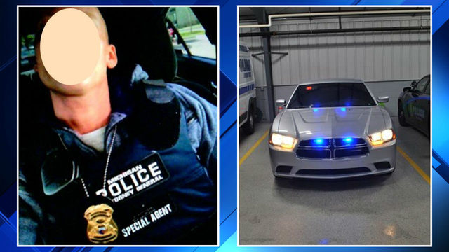 Police: Fake officer in Auburn Hills caught with lights, siren, badge,…