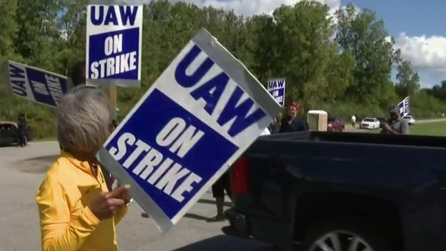 UAW-GM strike: General Motors reinstates health care benefits for…