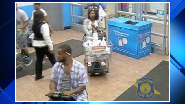 Police: Thieves in motorized shopping scooters used fake traveler's…