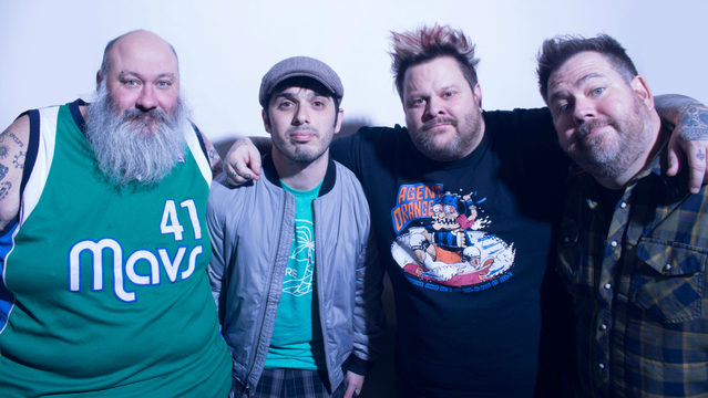 Bowling For Soup maintains packed schedule of shows, new music 25 years…