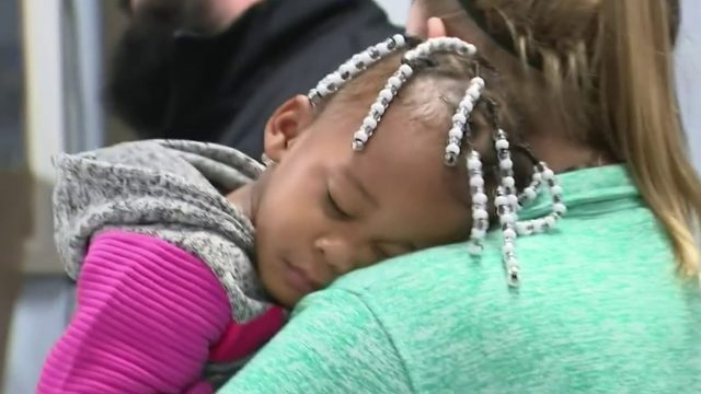 CPS investigating after 2-year-old girl found wandering in Detroit