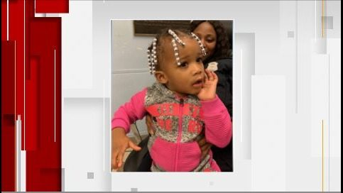 2-year-old girl found wandering in Detroit