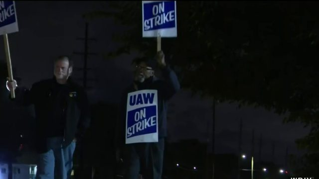 UAW-GM strike hits day 13