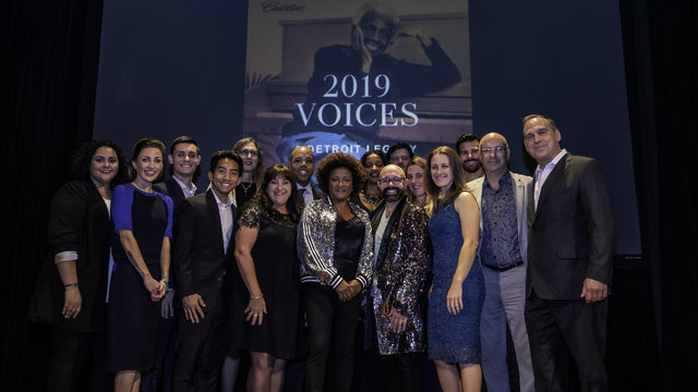 Wanda Sykes, Detroit City Football Club honored at Ruth Ellis Center 2019 gala