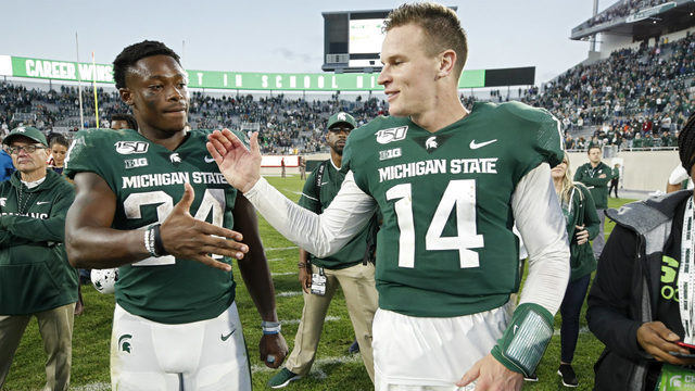 MONDAY HUDDLE: Can Michigan State shock Ohio State again?