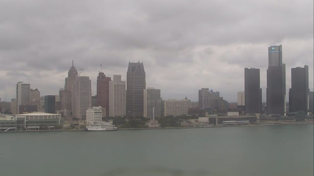 Metro Detroit weather: Wet, cool Sunday evening before a summer-like Monday