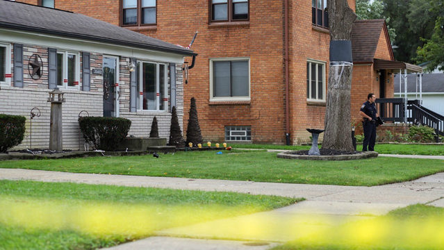 Clinton Township man charged with murder in shooting of 26-year-old wife