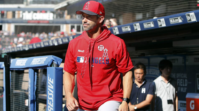Los Angeles Angels fire former Detroit Tigers manager Brad Ausmus after…