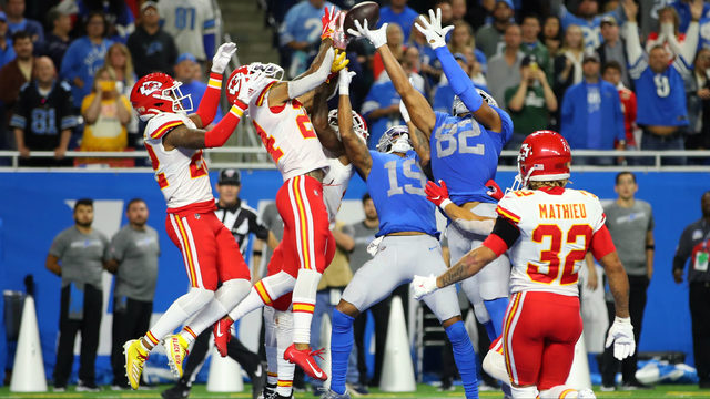 Detroit Lions let game against Kansas City Chiefs slip away