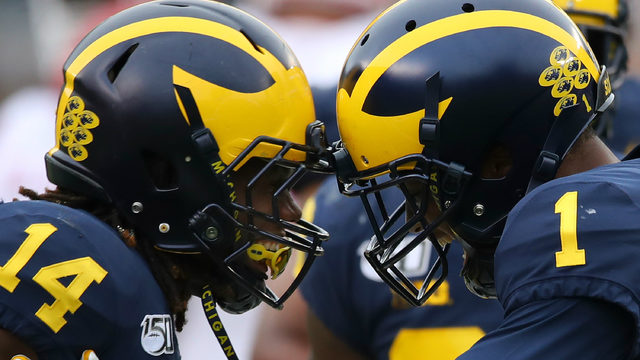Michigan football looks for first signature win against undefeated Iowa