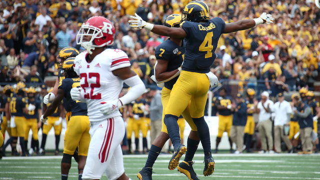 Story of the week for Michigan football: 'But it was Rutgers'