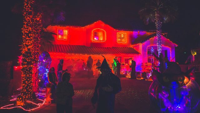 Here's our top five scariest haunted houses around the D