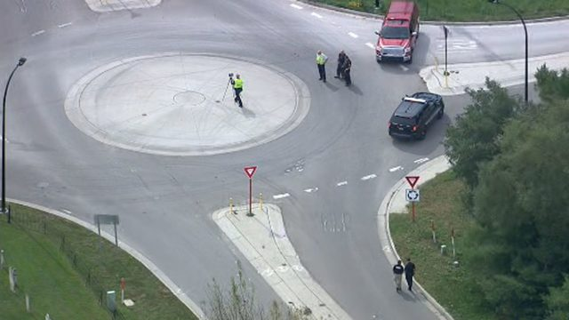 Motorcyclist killed at Ann Arbor Saline, Textile roads roundabout, police say