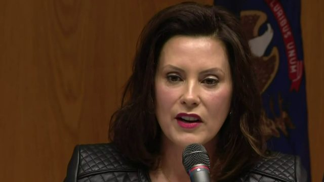 Michigan Gov. Gretchen Whitmer shuffles state department funding after…