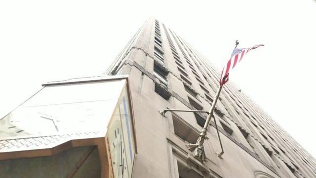 Broken elevators at Detroit's Penobscot Building capture attention of…