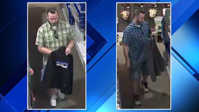Multiple baseball mitts stolen from Dick's Sporting Goods store in…
