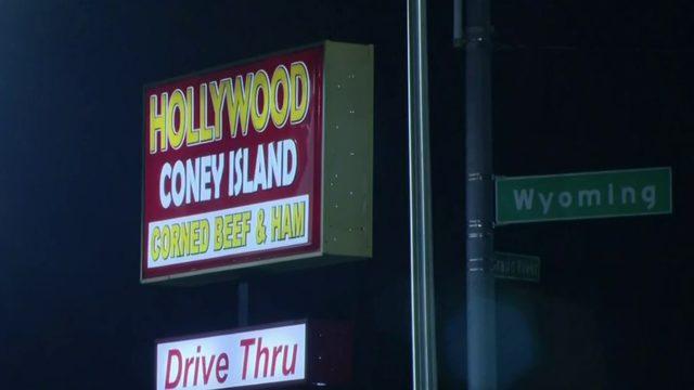 Man shot at Hollywood Coney Island in Detroit