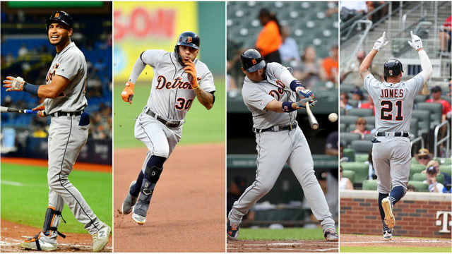 Predicting the Detroit Tigers' starting lineup (yikes) for Opening Day 2020