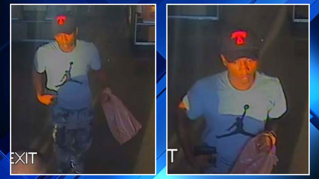 Auburn Hills police search for credit card fraud suspect