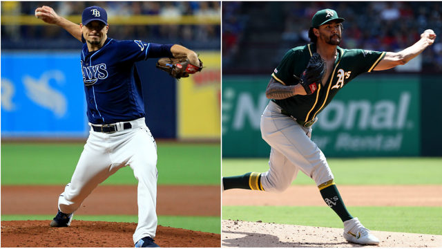 Tampa Bay Rays vs. Oakland Athletics in AL wild card game: Time, TV…